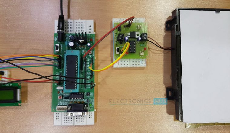 RFID Security Access Control System using 8051 Image 3
