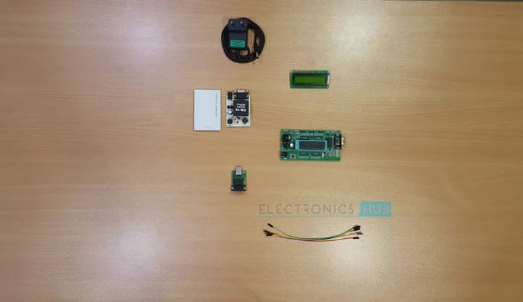RFID based Attendance System Image 1
