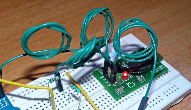 Arduino Android Communication Bluetooth