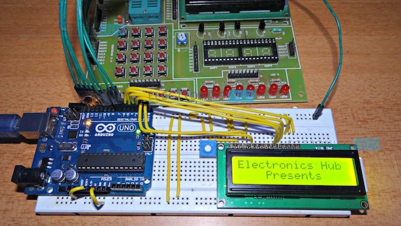 How to Build a Simple Arduino Calculator?