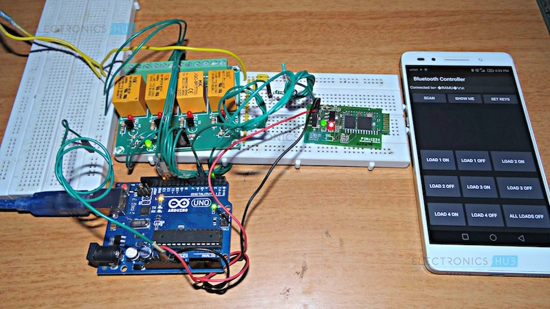 How To Make Arduino Based Home Automation Project via ...
