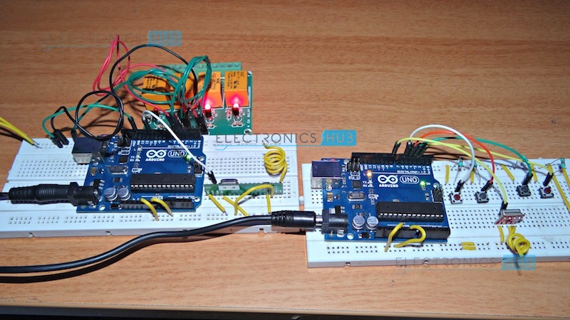 arduino home automation using rf Tone Generator Audio Amplifier Circuit