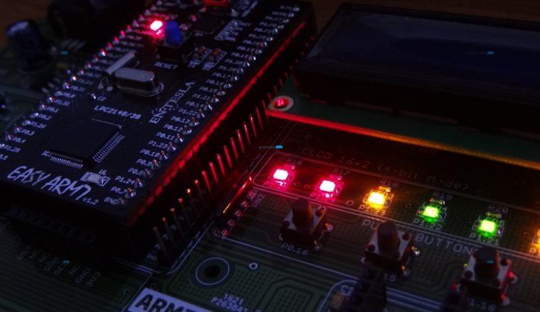 Blinking LEDs