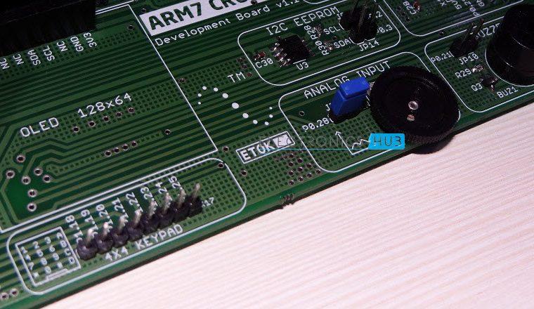 Speed Control of DC Motor using ARM7 LPC2148- 5