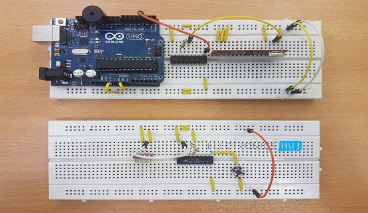 wireless doorbellwrieless doorbell arduino 1