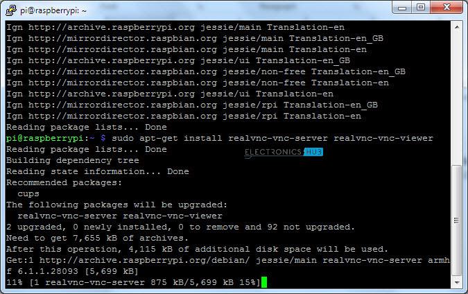 VNC Install VNC