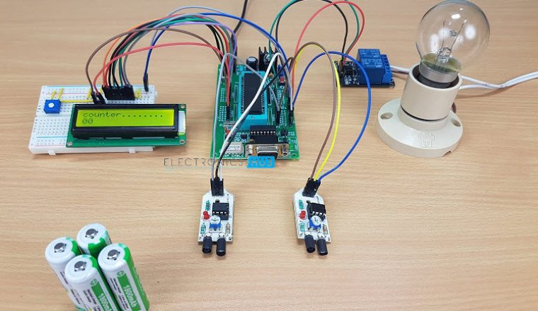 Awesome Automatic Room Lighting System Using Microcontroller Wiring 101 Akebretraxxcnl