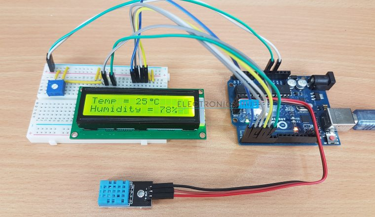 DHT11 Humidity Sensor on Arduino Image 2