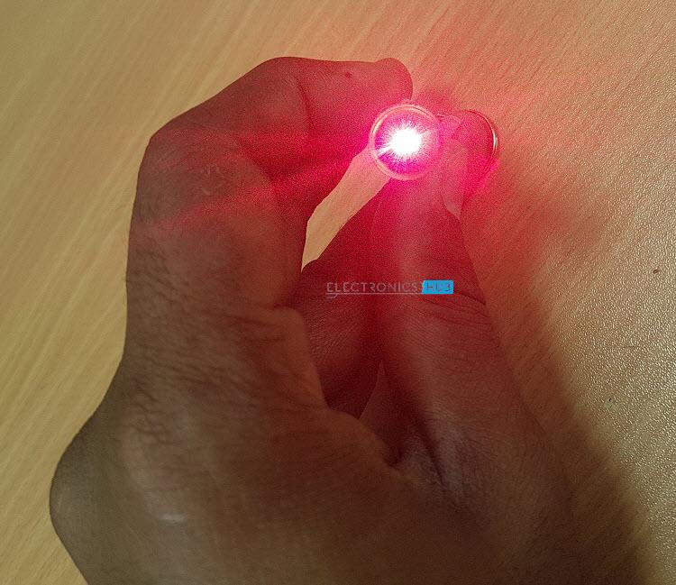 Laser Output