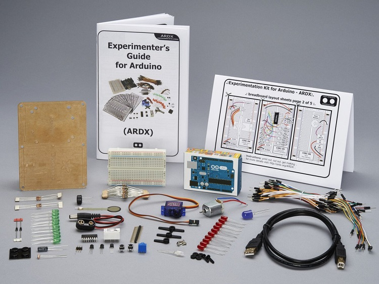 Adafruit Starter Kit