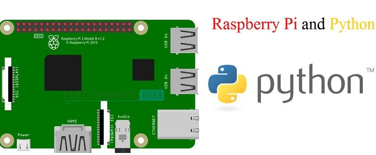 First Python Program on the Raspberry Pi