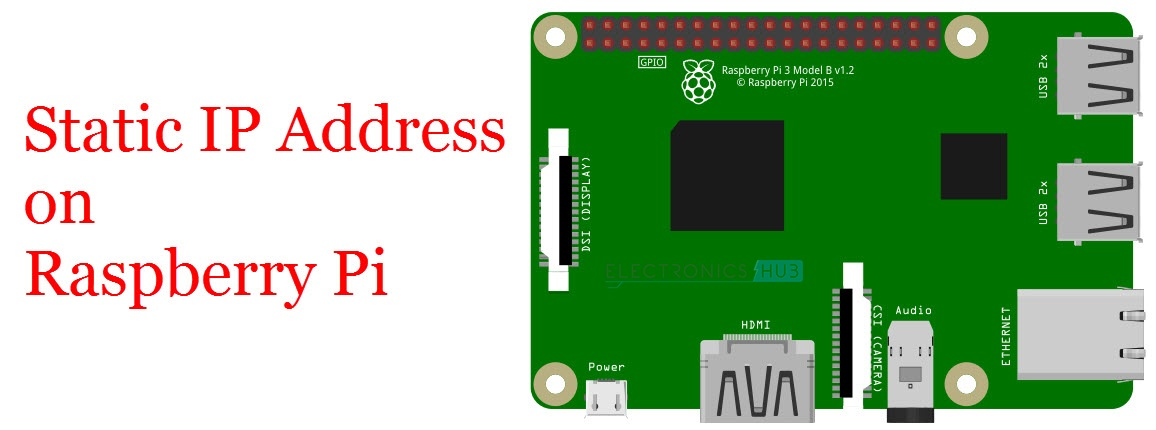 How to Setup Static IP Address on Raspberry Pi?