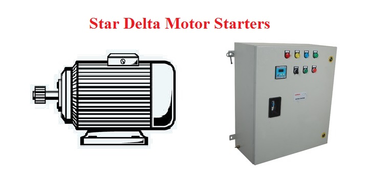 Star Delta Starter for 3-Phase Motor on 3 phase starter diagram, delta connection diagram, motor soft starter diagram, motor starter current draw, auto transformer starter diagram, star delta control circuit diagram, car starter diagram, delta and wye diagram, forward reverse motor starter diagram, delta wiring diagram, motor starter 3 phase slip ring, dc motor starter diagram,