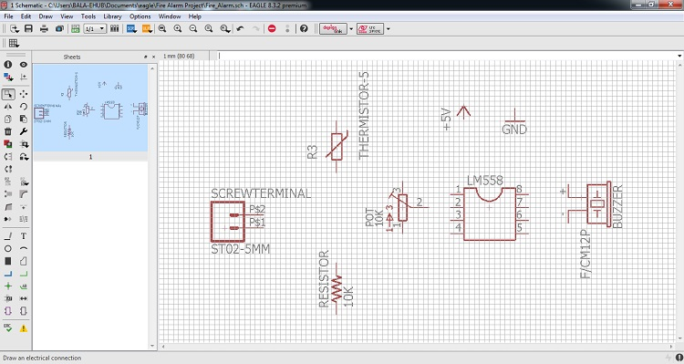 How to Design PCB using Eagle Image 8