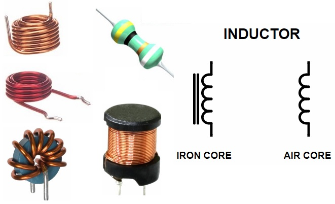Imagen de componentes electrónicos básicos 10