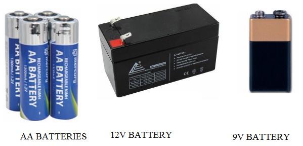 Basic Electronic Imagen de componentes 12