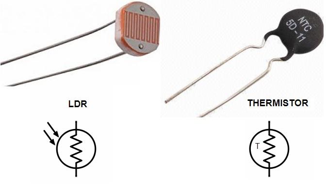 Imagen de componentes electrónicos básicos 8