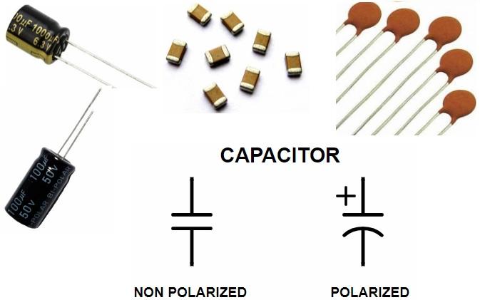 Imagen de componentes electrónicos básicos 9