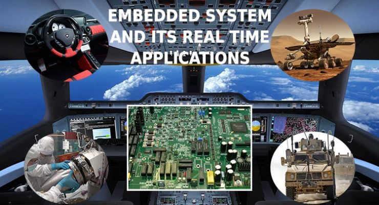 Embedded System and Its Real Time Applications