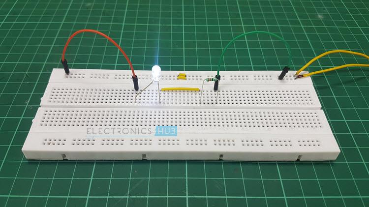 Simple LED Circuits Image 1