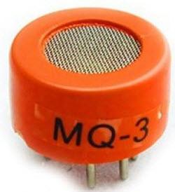 Alcohol-Sensor-MQ3