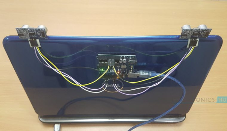 Arduino based Hand Gesture Control Image 6