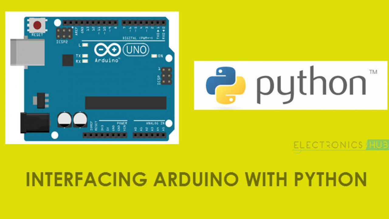 Using Arduino with Python: Controlling Arduino's LED with Python