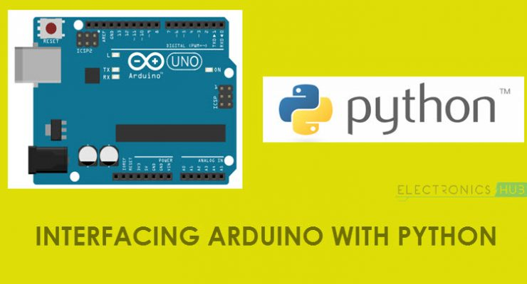 Using Arduino with Python – Controlling Arduino's LED with Python