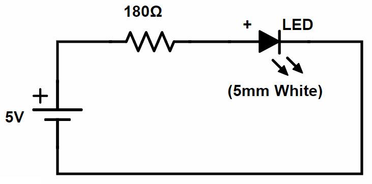 Imagen del diodo emisor de luz 4