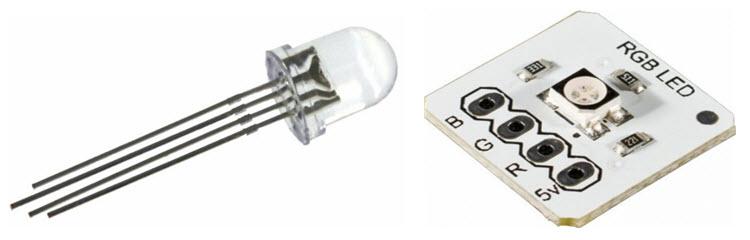 Imagen del diodo emisor de luz 8