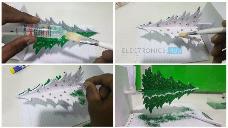 DIY Arduino Christmas Tree Lights using LEDs Image 16
