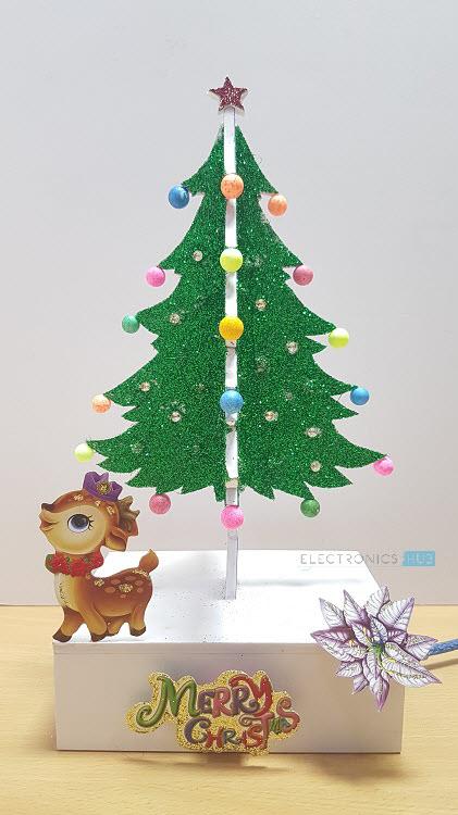 Diy Arduino Christmas Tree Lights Using Leds