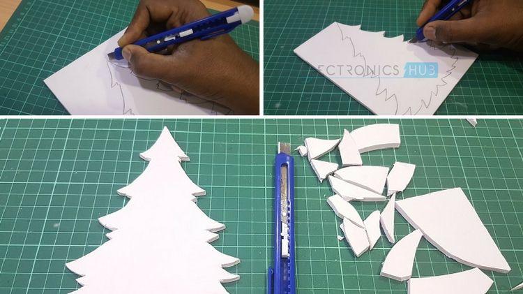 DIY Arduino Christmas Tree Lights using LEDs Image 4