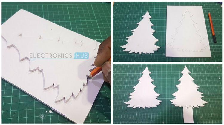 DIY Arduino Christmas Tree Lights using LEDs Image 5