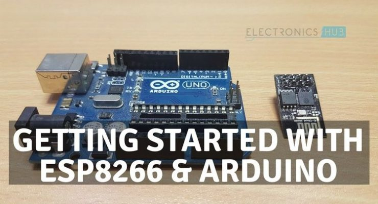 Getting Started with ESP8266 and Arduino: ESP8266 Arduino Interface