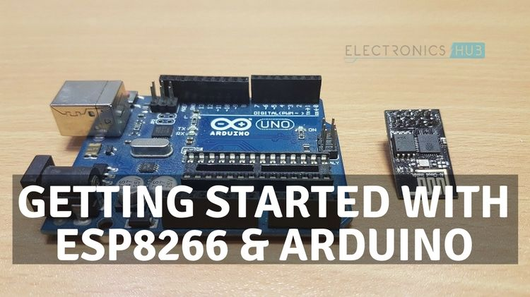 ESP8266 Arduino Featured Image