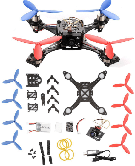 12 Best Drone Kits for Beginners & Advanced: Features, Pros