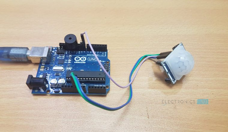 Arduino PIR Sensor Tutorial Image 3