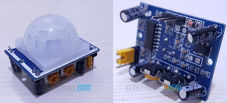 Arduino PIR Sensor Tutorial PIR Sensor 1