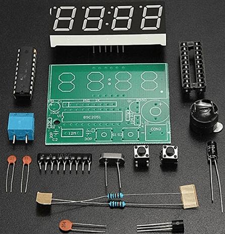 Top 10 Best Diy Digital Clock Kits 2019 Reviews