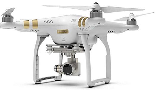 DJI Phantom 3 Professional Quadcopter 4K UHD Video