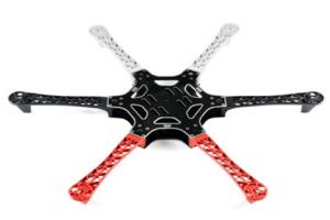 Drone kit frame