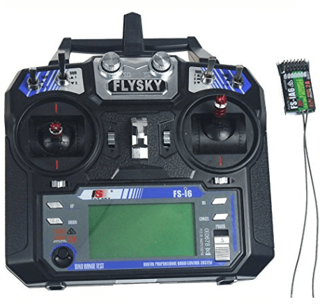 Drone kit remote controller