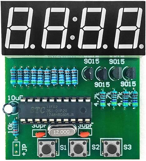 Gikfun clock kit