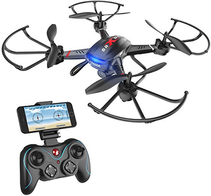 Holy Stone F181W Wifi FPV Drone with 720P Wide-Angle HD Camera