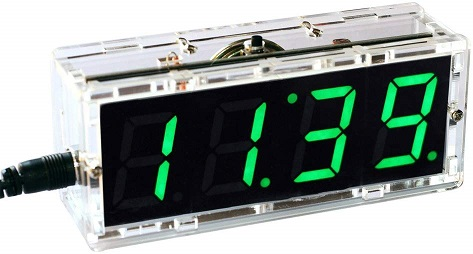 KKMOON DIGITAL CLOCK KIT