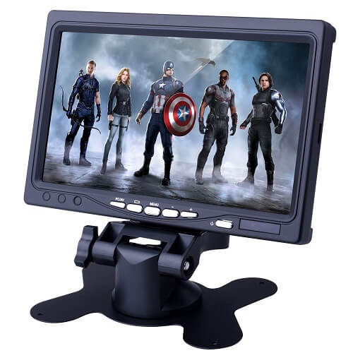 Kuman 7 Inch HD Display TFT LCD Screen