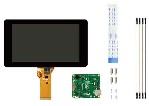 Raspberry Touch Screen Display
