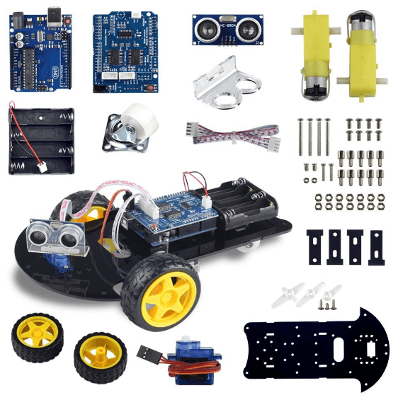 Top best arduino robot kits for beginners