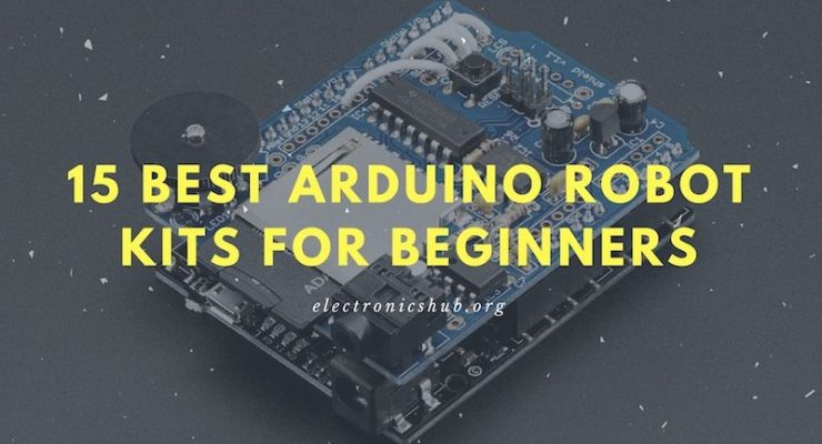 Top 15 Best Arduino Robot Kits for Beginners